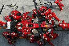 Formel 1 - Iceman bleibt gelassen: R�ikk�nen vs. Magnussen: Sp�tfolgen am Ferrari