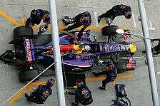 Formel 1 - Tief drinnen bin ich wirklich entt�uscht: Ricciardo in Malaysia: Ein Drama in f�nf Akten