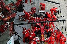 Formel 1 - Ferraris Service wieder am schnellsten: Malaysia GP - Die Boxenstopp-Analayse