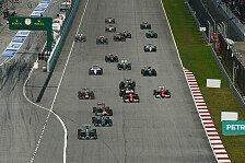 Formel 1 - Antr�ge akzeptiert: Zwei neue Teams vor F1-Einstieg