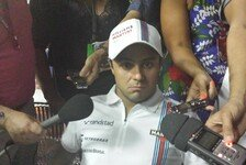 Formel 1 - Felipe, Valtteri is faster than you: Kommentar: Massas Alptraum