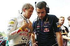 Formel 1 - Rocky steigt bei Red Bull auf: Vettel bekommt neuen Renningenieur
