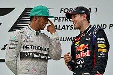 Formel 1 - Gro�es Rennen erwartet: Hamilton warnt vor Red Bull