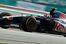 Formel 1 - Kvyat will Testerfahrung nutzen: Toro Rosso Vorschau: Bahrain GP