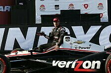 IndyCar - Turbulenter Restart: Will Power gewinnt in St. Petersburg