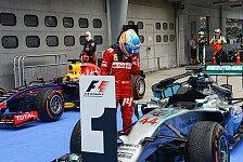 Formel 1 - Sommerlicher Fremd-Flirt?: Ger�cht: Ausstiegsklausel f�r Alonso?