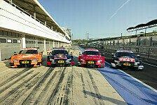 DTM - Bilder: Die Audi-Designs 2014