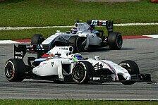 Formel 1 - Strahlende R�ckkehr: Williams Vorschau: Bahrain GP