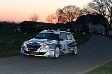 DRM - Team Wallenwein bei der Wikinger Rallye: Spitzensport im hohen Norden
