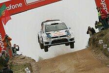 WRC - Unglaubliche Show: Ogier gewinnt den Fafe Rally Sprint