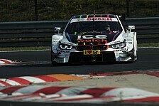 DTM - Mercedes erneut abgeschlagen: Wittmann Schnellster an Tag eins in Hockenheim