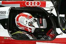 WEC - Neu gestaltetes Cockpit optimiert Bedienung : Verbesserte Ergonomie f�r WEC-Piloten von Audi