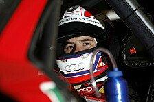 DTM - Ein sch�nes Gef�hl: Miguel Molina schnellster Audi-Pilot