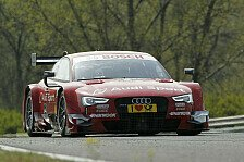 DTM - Molina sprengt das BMW-Quintett