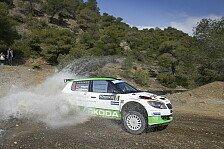 Rallye - Akropolis-Rallye: Versöhnliches Ende für Wiegand