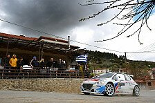 Rallye - Premierensieg für Peugeot 208 T16 in Griechenland