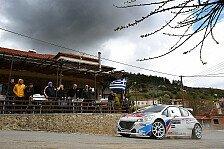 Mehr Rallyes - Sehr wettbewerbsf�hig: Premierensieg f�r Peugeot 208 T16 in Griechenland