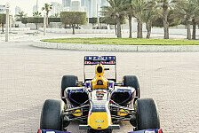 Formel 1 - Red Bull Showrun in Kuwait