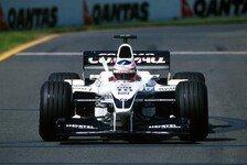 Formel 1 heute vor 21 Jahren: Buttons (erster) Williams-Vertrag