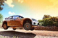WRC - Solberg vor Ogier: Portugal: Latvala Schnellster im Shakedown
