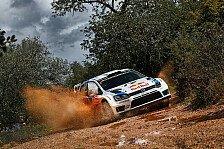 WRC - Kubica sorgt f�r WP-Abbruch: Ogier f�hrt hauchd�nn vor Latvala
