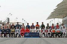 GP2 - Bilder: Fahrer Saison 2014