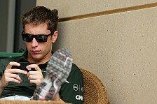 Formel 1 - Bilderserie: Fahrer in der Formel-1-Warteschlange