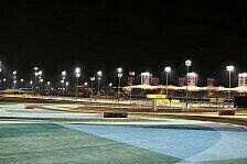 Formel 1 - Mehr Zuschauer durch sp�ten Start: Bahrain GP bleibt ein Nachtrennen
