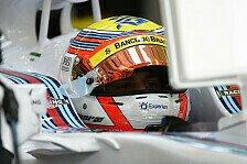 Formel 1 - Sauber ist m�glich: Nasr: Verhandlungen um Cockpit f�r 2015
