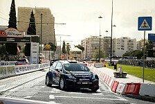 WRC - Ogier und Neuville teilen sich Rang zwei: Hirvonen holt F�hrung auf Super Special Stage