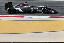 Formel 1 - Sutil: Ich fahre ohne: Flasche leer: Sorge wegen Sutils Trinkboykott