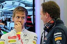 Formel 1 - Nicht mehr als ein Ger�cht: Horner �berzeugt: Vettel bleibt bei Red Bull