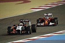 Formel 1 - Kein Abw�rtstrend in Sicht: H�lkenberg von gutem Saisonstart �berrascht