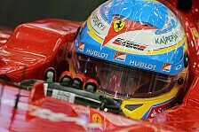 Formel 1 - Ich glaubte fest an den Ferrari-Titel: Alonso: Wieder Wechselger�chte zu McLaren