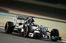 Formel 1 - Bilder: Bahrain GP - Freitag