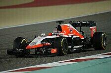 Formel 1 - Es w�re eine verpasste M�glichkeit: Marussia-Boss Lowdon zur Budgetgrenze