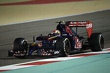 Formel 1 - Kvyat will zur�ck in die Punkte: Toro Rosso Vorschau: China GP