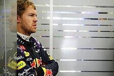 Formel 1 - Ich hinterfrage mich st�ndig: Vettel: Lasse mich nicht verr�ckt machen