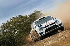 WRC - Man bekommt nichts geschenkt: Argentinien: VW weist Favoritenrolle von sich