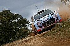 WRC - Nandan: Näher dran als erwartet