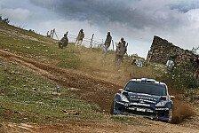 WRC - Kein Platz f�r Fehler: Hirvonen: Podest das Minimalziel
