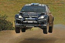 WRC - Hirvonen: In Spanien Kampf um WM-Rang vier