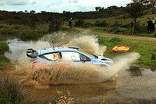 WRC - Erfahrung sammeln weiter das Ziel: Sordo freut sich auf zweites Heimspiel