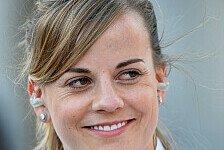 Formel 1 - Nicht nur f�r Frauen schwierig: Wolff: Formel 1 frauenfreundlicher geworden