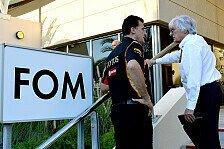 Formel 1 - Unruhe im Paddock: Gerangel um Regel�nderungen