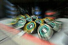 Formel 1 - Den konservativen Weg gew�hlt: Pirelli: Reifenmassaker ausgeschlossen