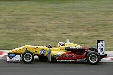 Formel 3 EM - Rookie Agostini �berzeugt: Spielberg-Test: Giovinazzi gibt den Ton an