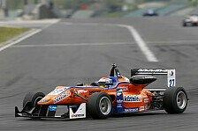 Formel 3 EM - Proben f�r den Ernstfall: Testfahrten: Rosenqvist und Giovinazzi voran