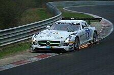 24 h N�rburgring - Bilder: Qualifikationsrennen