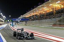 Formel 1 - Flutlicht: An: Bahrain GP: Der Sonntag im Ticker